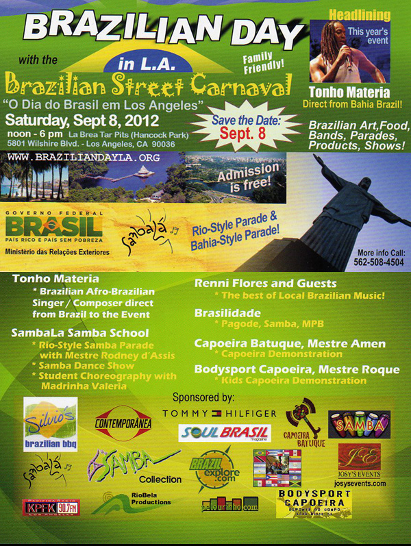 Brazilian Day in LA