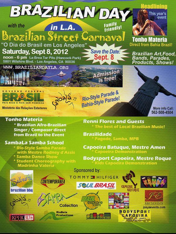 Brazilian Day in LA